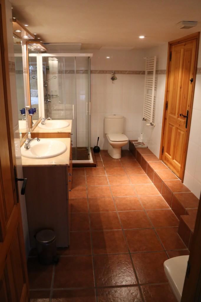 Badkamer benedenhuis