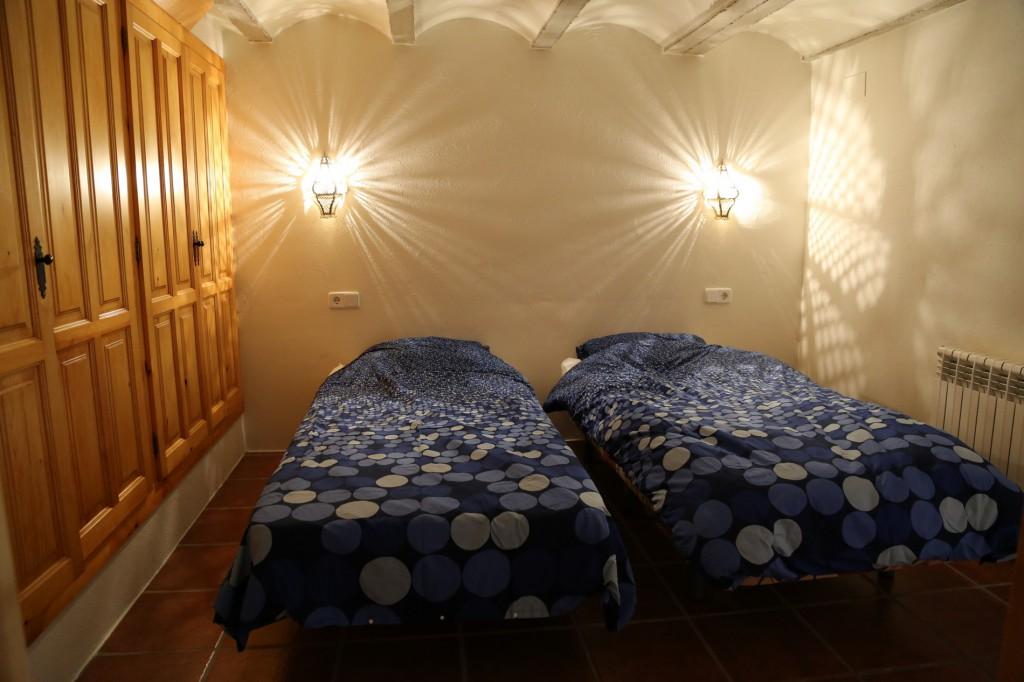 Slaapkamer 2 benedenhuis